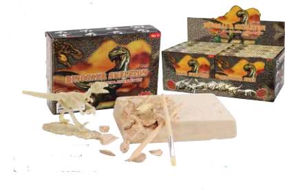 Dinosaur Excavation Kit - Large